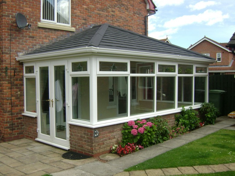 Tiled Solid Conservatory Roofs