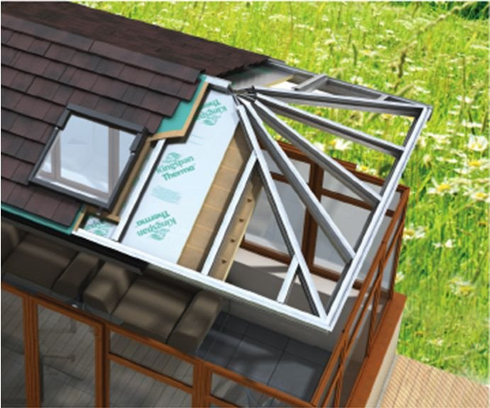 Eurocell Roofs Amp Skypod Skylights Eurocell Roof